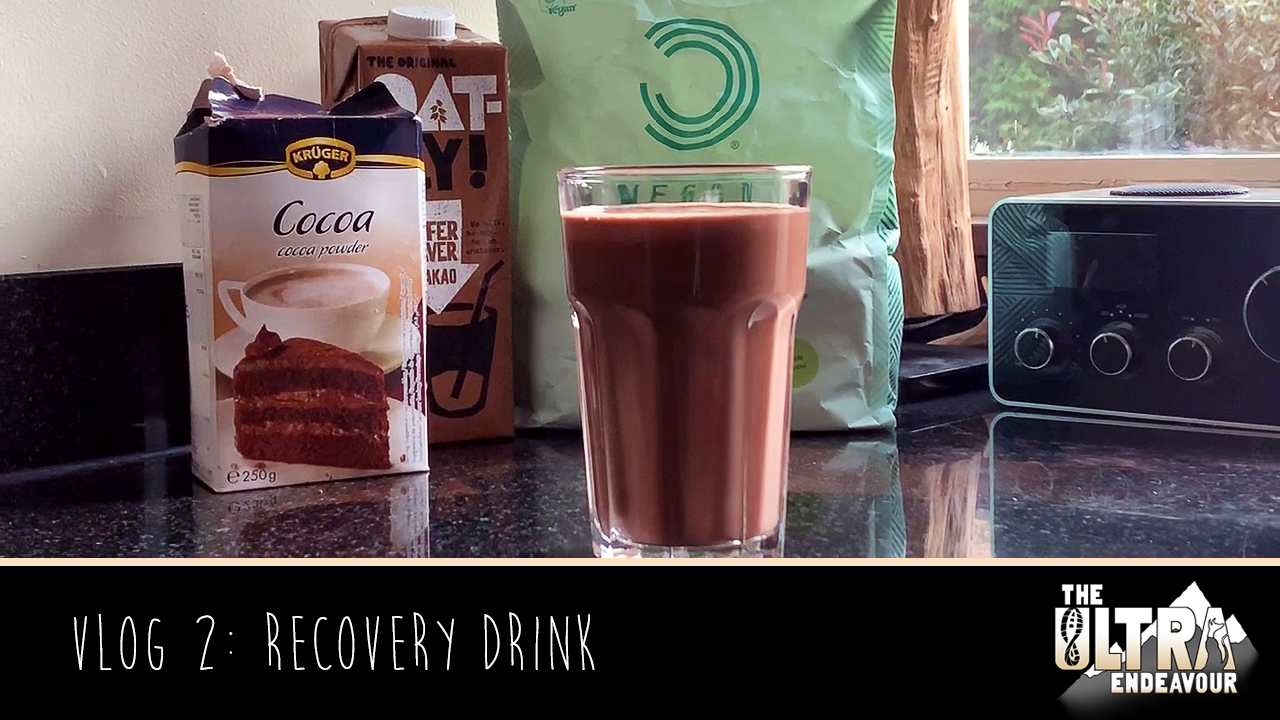 Vlog 2: Recovery Drink